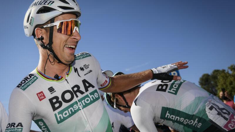 Sagan po 10. etape Giro d'Italia
