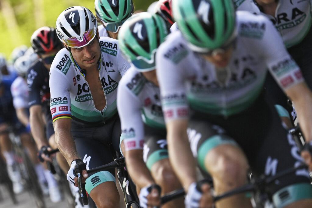 Peter Sagan do Deceuninck - Quick-Step