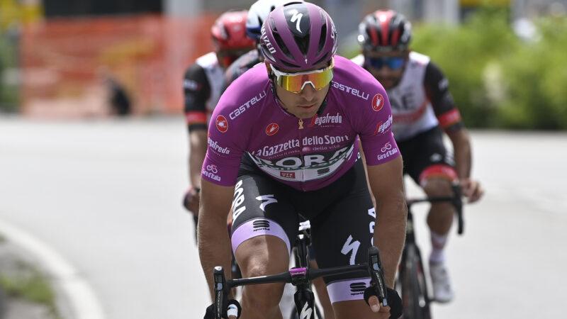 Peter Sagan 18. etapa Giro d'Italia 2021