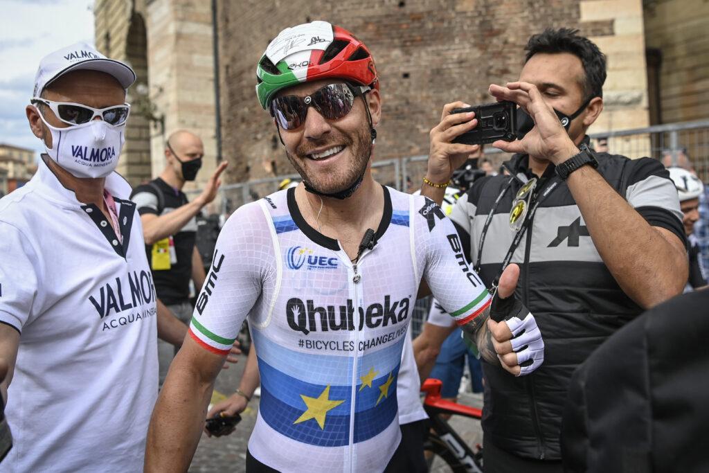 Giacomo Nizzolo Circuito de Getxo 2021