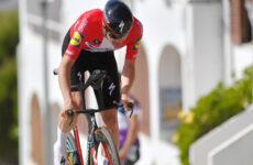 Kasper Asgreen 4. etapa Okolo Algarve 2021