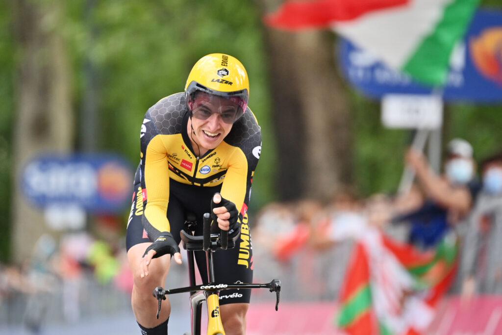 Edoardo Affini 21. etapa Giro d'Italia 2021