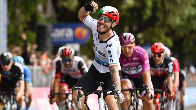 Giacomo Nizzolo 13. etapa Giro d Italia 2021