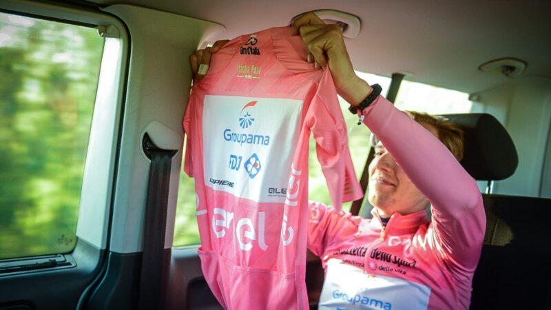 Attila Walter Giro 6. etapa