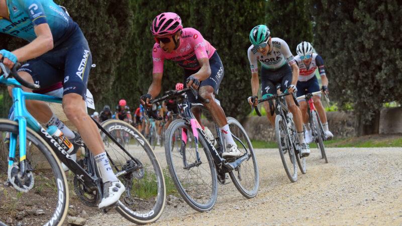 Bernal, Buchmann Giro 2021 11. etapa
