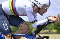 Filippo Ganna 21. etapa Giro 2021