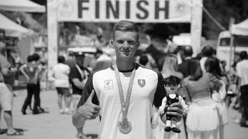 Adrián Babič 24 rokov deaf olympionik