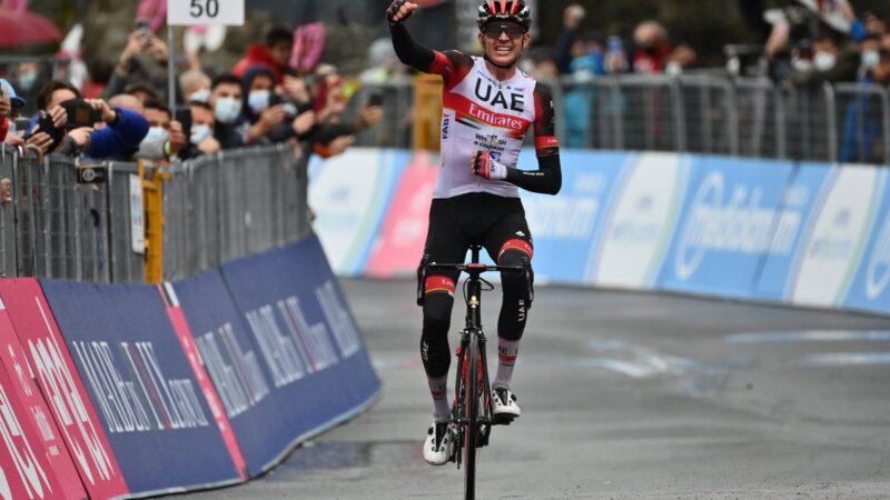 Joseph Dombrowski Giro 2021