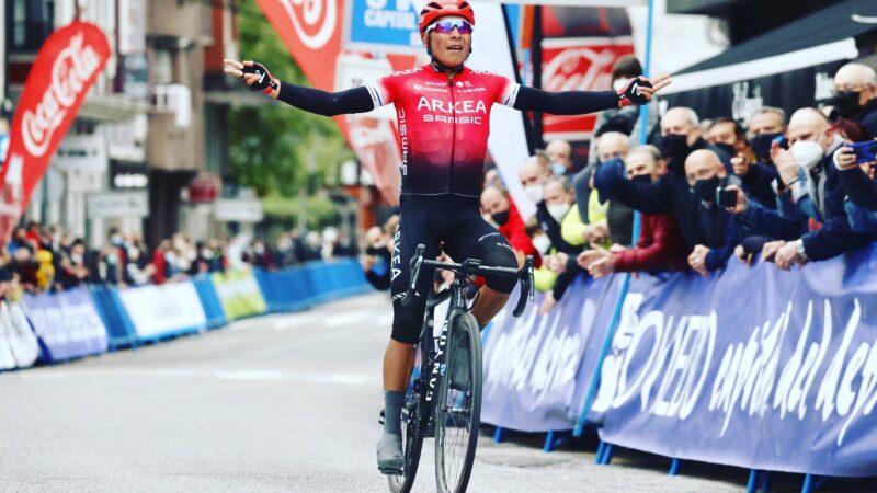 Nairo Quintana Vuelta a Asturias 2021