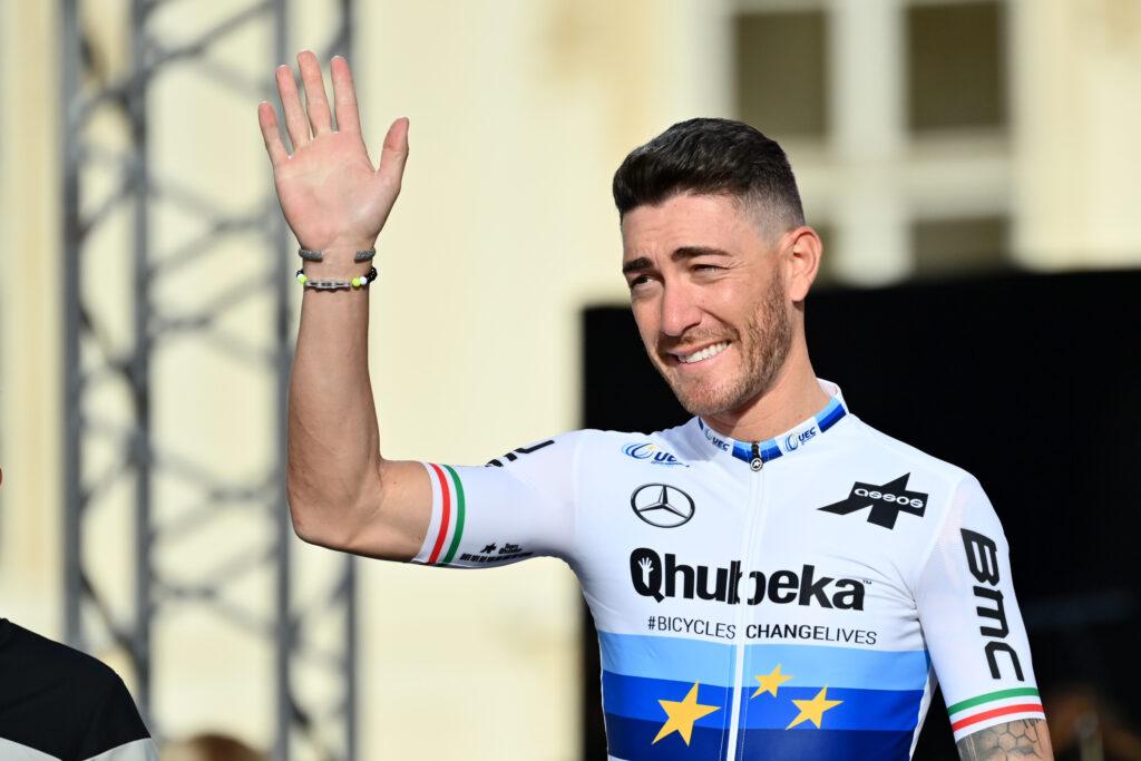 3. etapa Giro d'Italia 2021 Giacomo NIzzolo