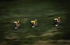 Tour de France 2021 Primž Roglič Jumbo Visma