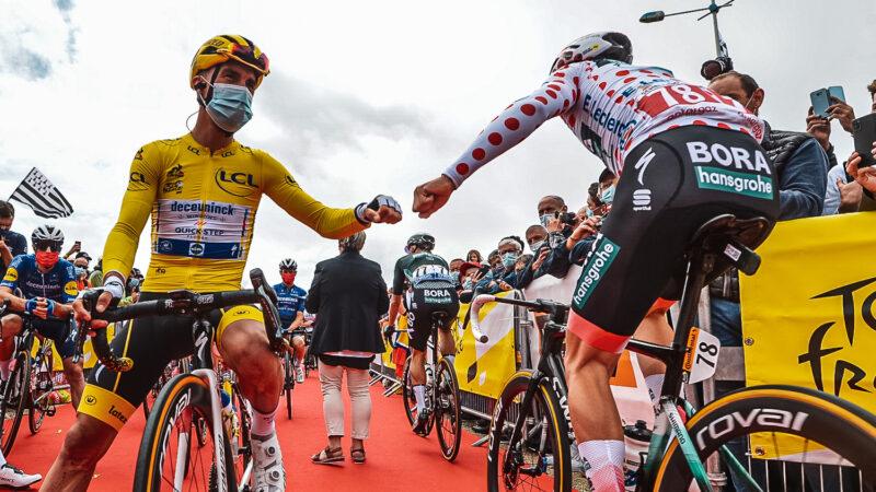 Julian Alaphilippe 2. etapa Tour de France 2021