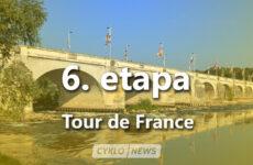 6. etapa Tour de France 2021 6. etapa TdF