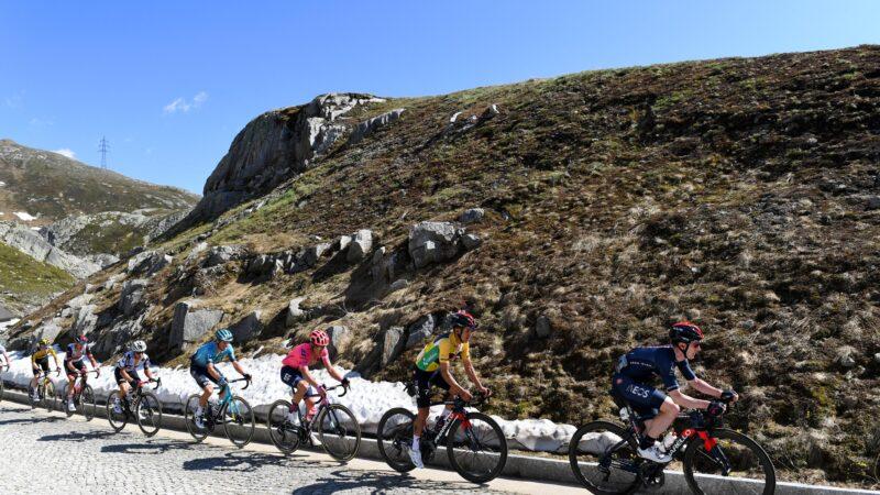 8. etapa Okolo Švajčiarska 2021