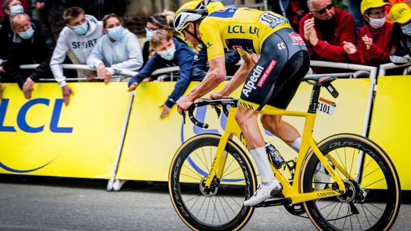 reakcie po 3. etape Tour de France 2021
