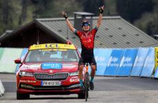 Mark Padun 7. etapa Critérium du Dauphiné 2021