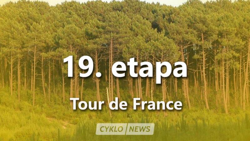 19. etapa Tour de France 2021 (TdF)