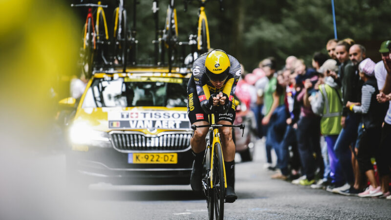 Wout Van Aert 5. etapa TdF 2021