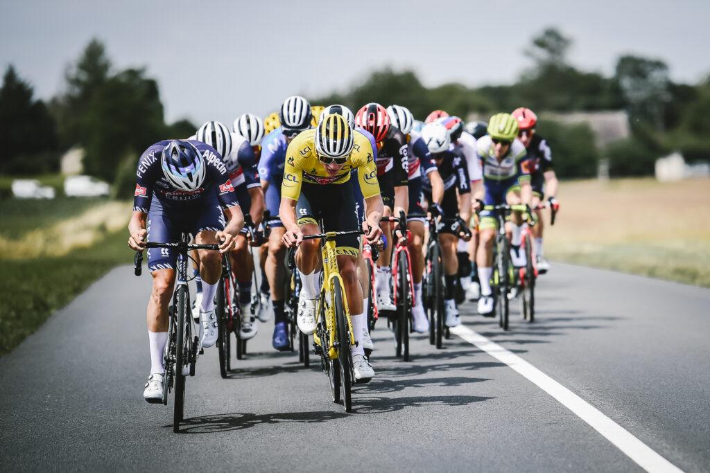 únik 7. etapa Tour de France 2021 Mathieu van der Poel
