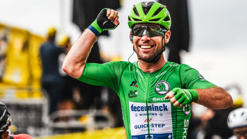 Mark Cavendish 13. etapa Tour de France 2021