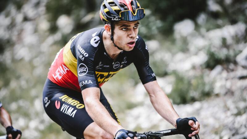 Wout van Aert 11. etapa Tour de France 2021