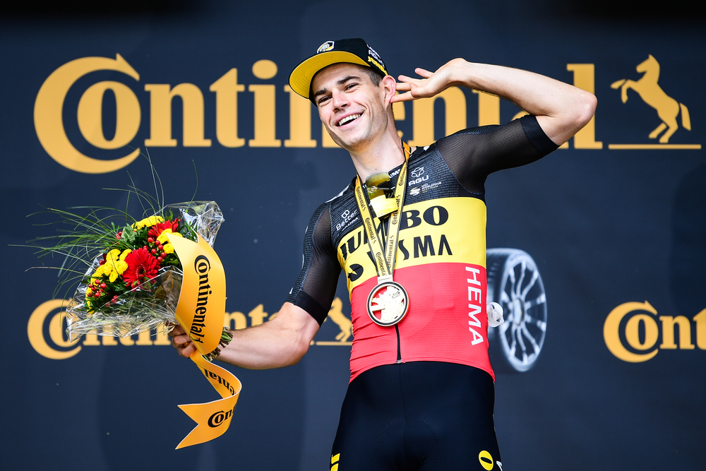 Van Aert Tour de France 2021