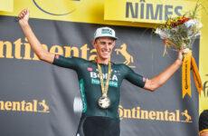 Nils Politt 12. etapa Tour de France 2021