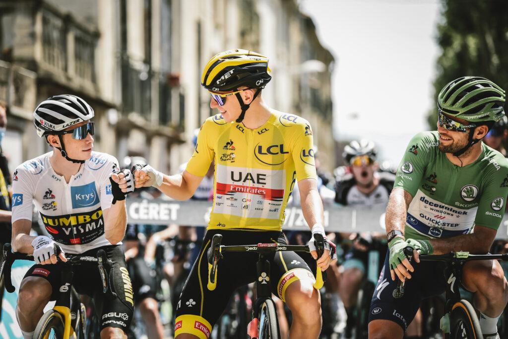 Vingegaard, Pogačar, Cavendish. 16. etapa Tour de France 2021