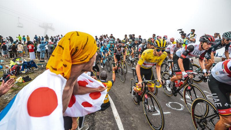 18. etapa Tour de France 2021 Tadej Pogačar