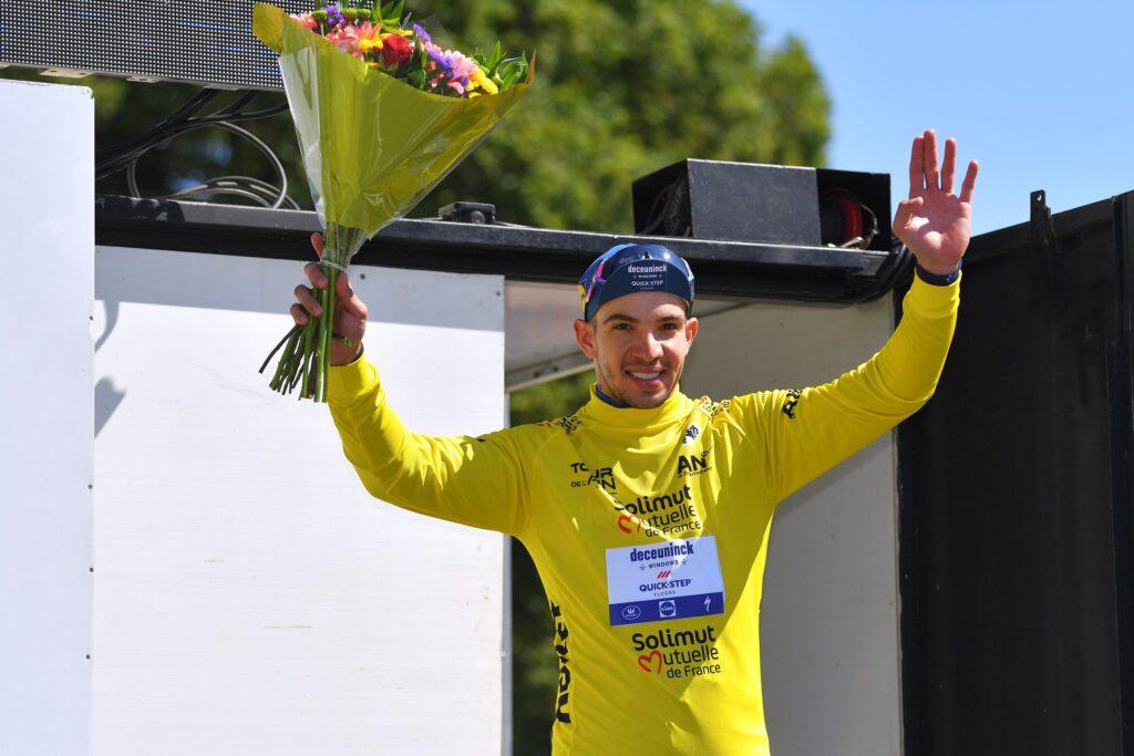 José Alváro Hodeg 1. etapa Tour de l'Ain 2021