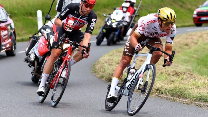 reakcie po 6. etape Tour de France 2021