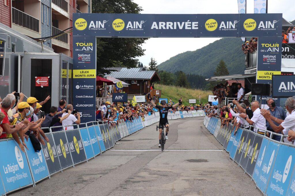 3. etapa Tour de l'Ain 2021 Michael Storer