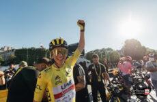 Tadej Pogačar Tour de France
