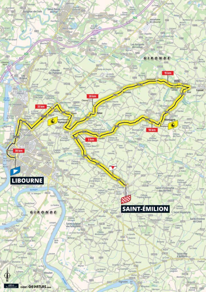 20. etapa Tour de France 2021 (TdF))