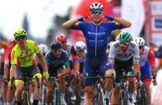Fabio Jakobsen 2021 Vuelta a Espaňa 2. etapa