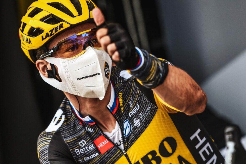 Primož Roglič Tour de France 2021