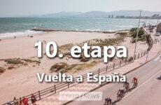 10. etapa Vuelta a Espaňa 2021