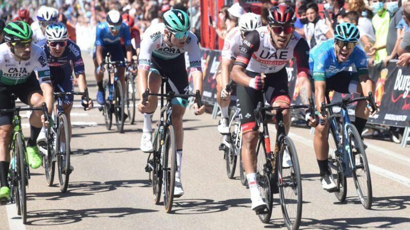 Juan Sebastian Molano Vuelta a Burgos 2021