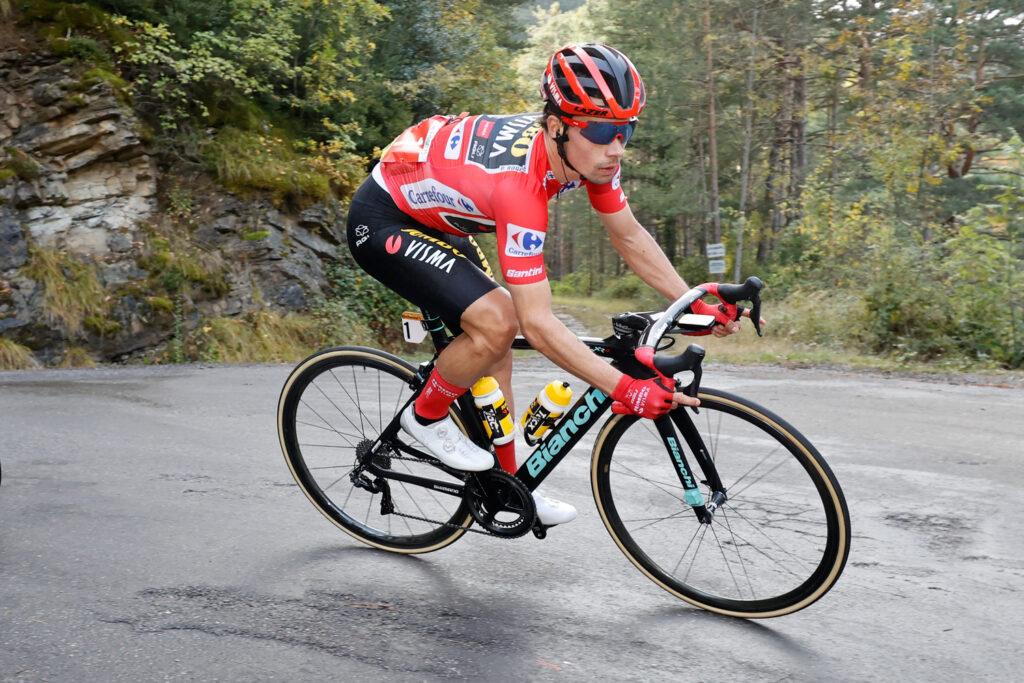 Primoz Roglič La Vuelta a Espaňa 2021