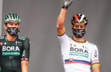 Peter Sagan Majstrovstvá Európy v cestnej cyklistike 2021