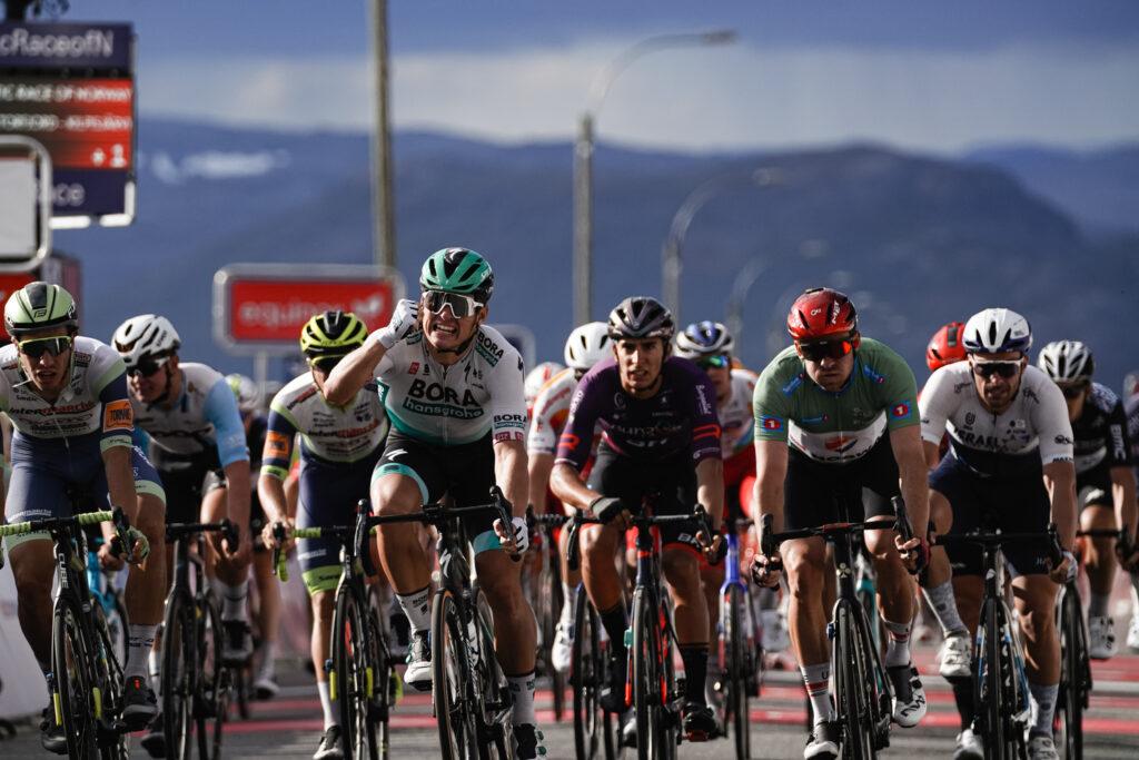 Martin Laas 2. etapa Arctic Race of Norway 2021