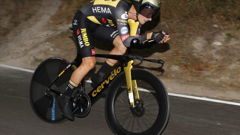 Primož Roglič La Vuelta a Espaňa 2021 1. etapa