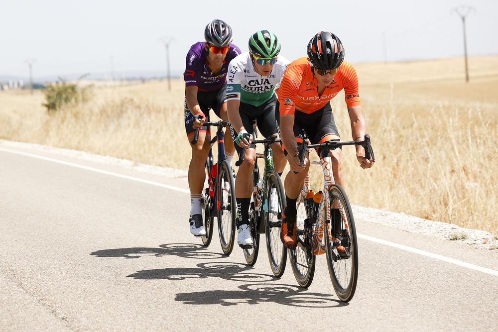 únik v 2. etape Vuelta a Espaňa 2021