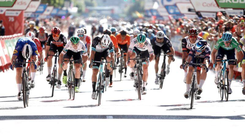 Jasper Philipsen 2. etapa La Vuelta a Espaňa 2021