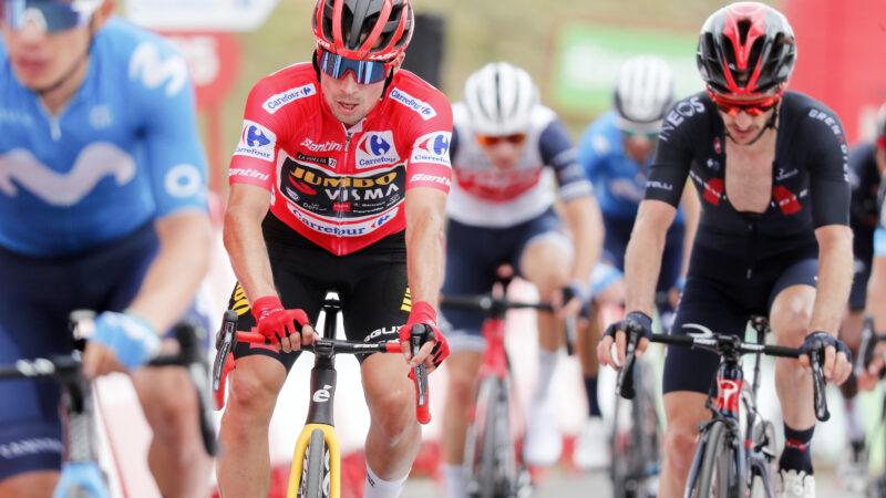 Vuelta a Espaňa 2021 Primož Roglič