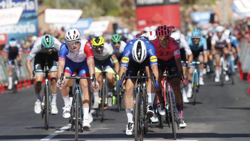 8. etapa Vuelta a Espaňa 2021