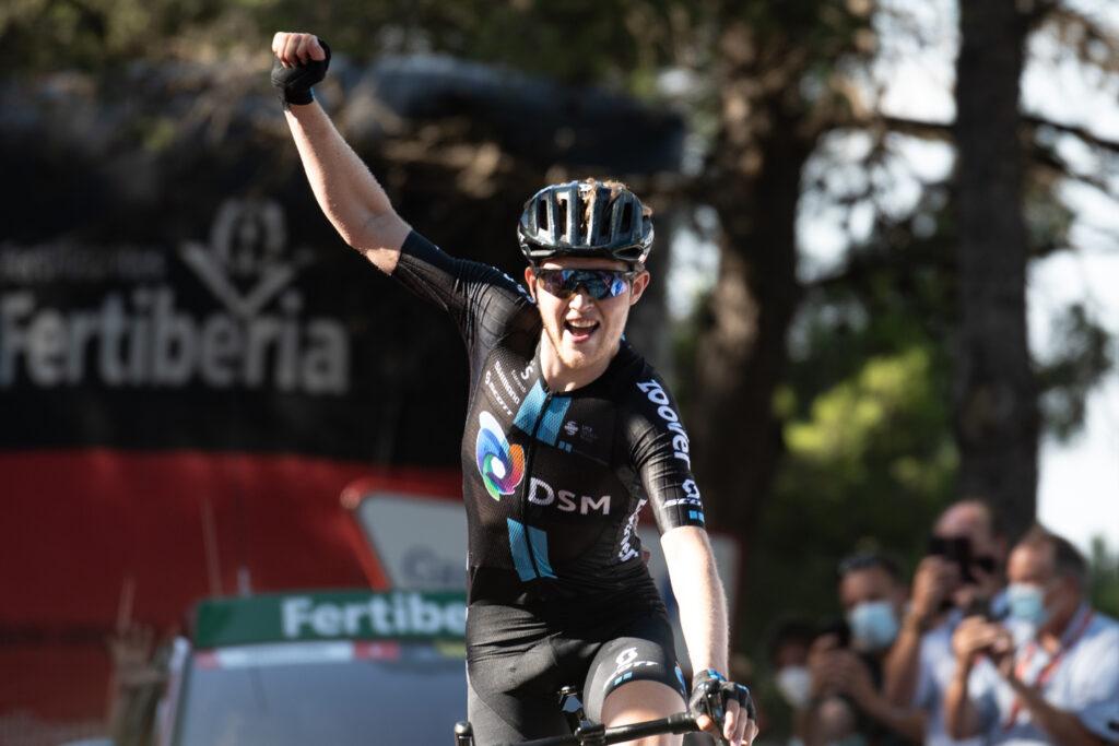 Michael Storer 7. etapa La Vuelta 2021
