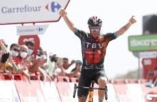 Damiano Caruso Vuelta 2021 9. etapa