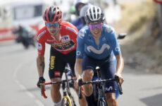 Roglič, Mas - Vuelta España 2021
