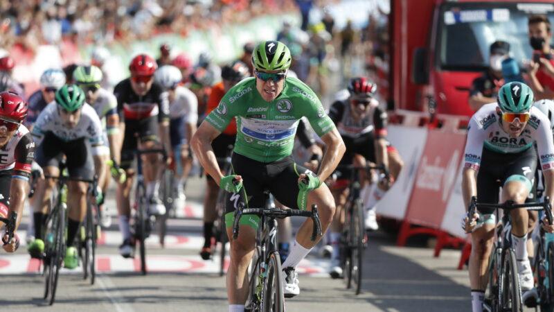 Fabio Jakobsen 16. etapa Vuelta 2021